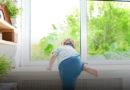 В Мозыре девочка выпала с балкона