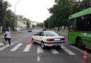 По ул. Пролетарская на нерегулируемом пешеходном переходе был сбит пешеход