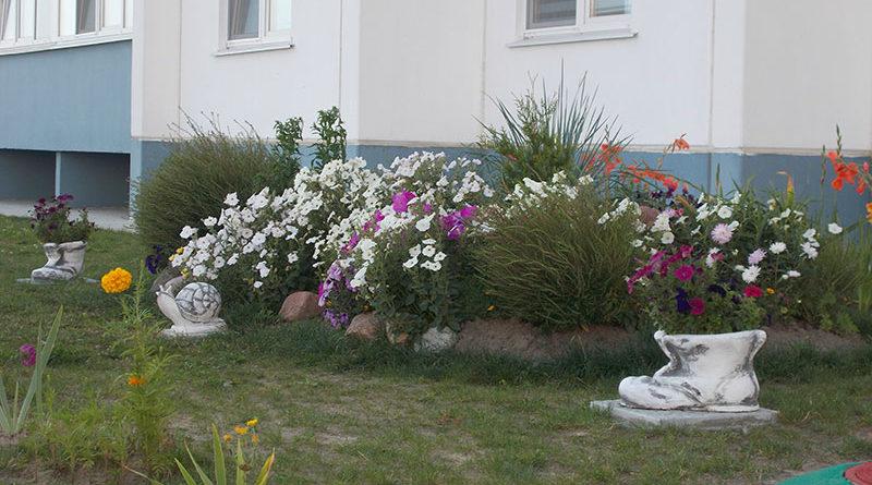 В Мозыре проводится конкурс на лучший двор домов товариществ собственников и ЖСПК