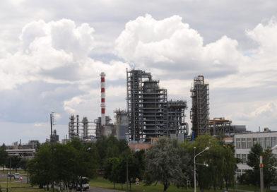Мозырский НПЗ с 1 июня приступил к капитальному ремонту