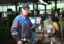 Всю жизнь имею дело с металлом. Игорь Подолинский почти 40 лет работает в  ОАО «Беларускабель»