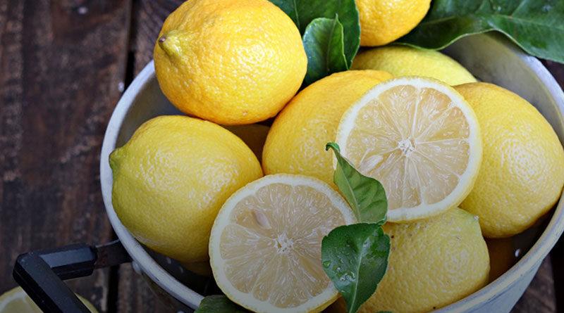 Не только от простуды! Лимон для лица, волос и ногтей
