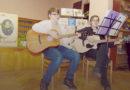 И пусть звенит гитара…Тематический вечер в городской библиотеке им. Веры Хоружей