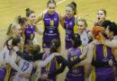 Завершается 2-й круг предварительного этапа чемпионата страны по волейболу среди женских команд
