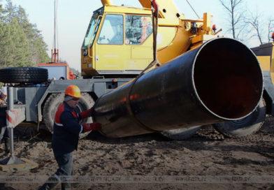 ОАО «Гомельтранснефть Дружба» приступила к ремонту на участке нефтепровода Мозырь-Брест-3