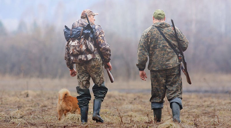 Вниманию охотников: 26 января закрывается осенне — зимний сезон охоты