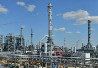 Мозырский НПЗ планирует в апреле увеличить объемы переработки нефти
