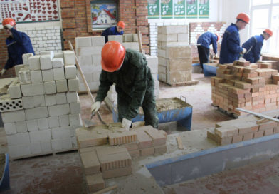 Более 40 лет УО «Мозырский государственный профессиональный лицей строителей»  является кузницей рабочих кадров Полесского региона