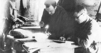Антыфашысцкае падполле ў Мазыры (1941–1943 гг.)