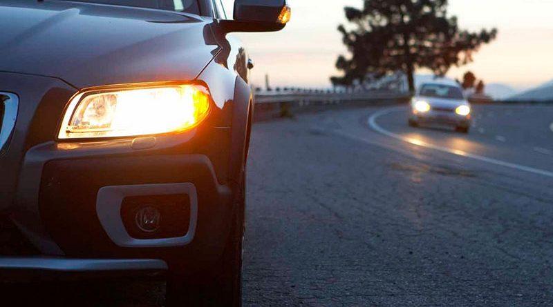 Водители должны ездить с включенным ближним светом с 25 мая по 5 июня