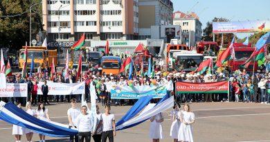19 сентября Мозырь отпраздновал 865-летие