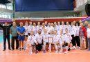 Мозырская «Жемчужина Полесья» — вице-чемпион страны по волейболу