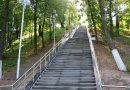 Движение вверх. Как благоустройство коснулось лестниц Мозыря