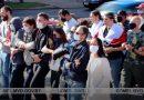 Во время протестной акции гомельчанин ударил милиционера. Возбуждено уголовное дело