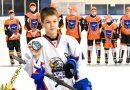 Игрок команды «Арлы Мазыра» стал лучшим бомбардиром областных соревнований по хоккею «Золотая шайба»