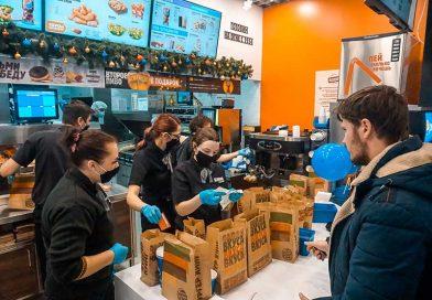 В Мозыре Burger King будет угощать мороженым при заказе семейного комбо