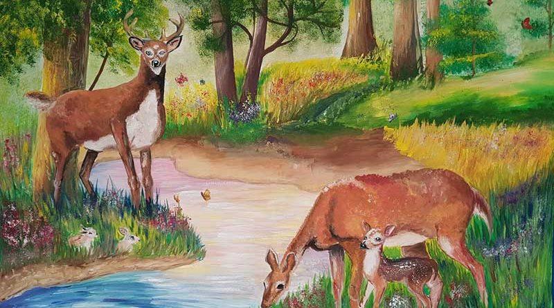 «Природа и животный мир Беларуси» конкурс от БООР