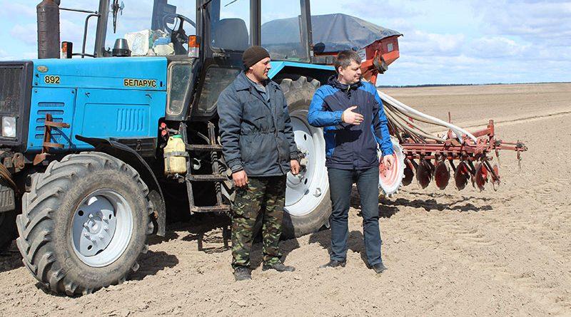 Посевная-2021: упор на урожайность делают в Слободском им. Ленина