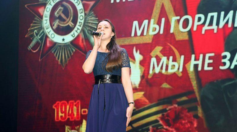 Героям посвящается. В ГДК состоялся праздничный концерт в честь 76-ой годовщины Победы