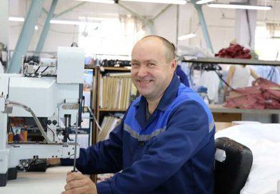 Человек недели –  Анатолий Липский, слесарь-ремонтник ОАО «Мозырская швейная фабрика «Надэкс»
