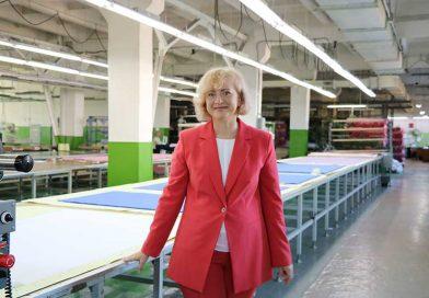 «Сделал больше – заработал больше». На Мозырской швейной фабрике – новые подходы к стимулированию труда