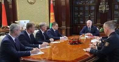 Кадровый день Президента: новый начальник УВД Гомельщины и председатель Ельского райисполкома