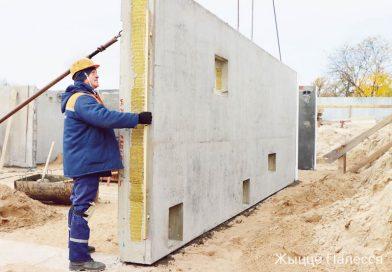 Узнали о планах развития, новых технических новинках и адресах стройплощадок в Беларуси и России мозырского домостроительного комбината